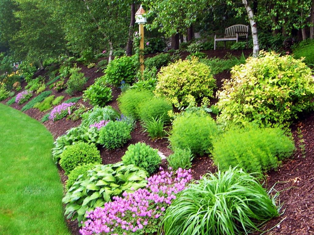 Steep Slope Landscaping Ideas | Rock Walls Melbourne on Steep Sloping Garden Ideas id=15350